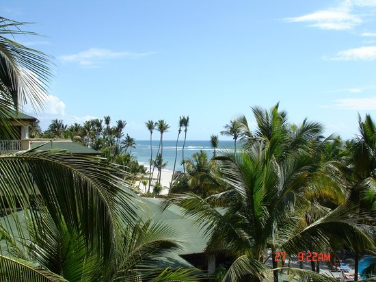 Coral Costa Caribe Resort & Spa: View from Balcony