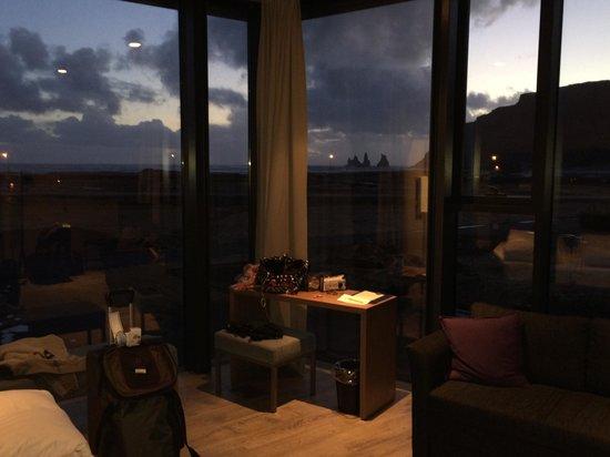 Hotel Edda - Vik i Myrdal: Nice room, sweet view