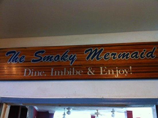 Smoky Mermaid : The Smokey Mermaid, Belize City