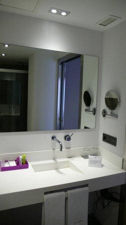Hotel Zenit Vigo: Baño