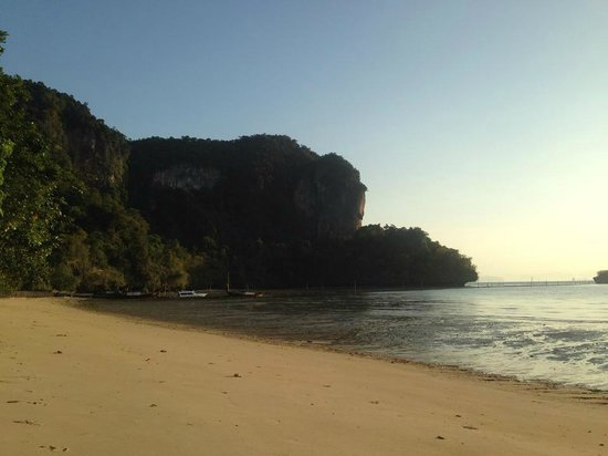 Paradise KohYao: Beach in the morning