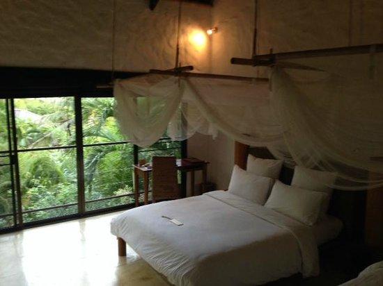 Paradise KohYao: beds