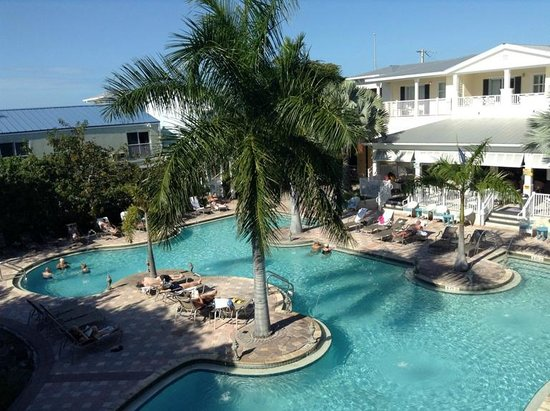 Fairfield Inn & Suites Key West: Pool - beautiful
