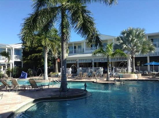 Fairfield Inn & Suites Key West: Pool
