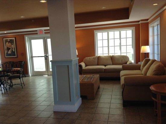 Fairfield Inn & Suites Key West: Lobby