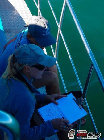 Marine Dynamics: Scientific Research on the boat