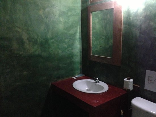 Free House Bungalow: Room Toilet