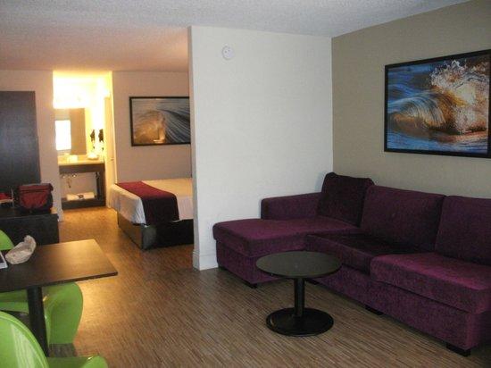 Avanti Resort Orlando International Drive King Suite