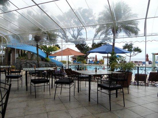 Fiji Hideaway Resort & Spa : Dining Area