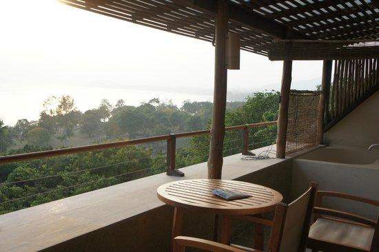 Kamalaya Koh Samui: View from Sea View Suite