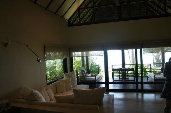 Kamalaya Koh Samui : Beach Front Villa