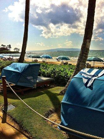 Grand Wailea - A Waldorf Astoria Resort: Beach area
