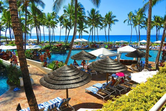 Grand Wailea - A Waldorf Astoria Resort: Pool/beach