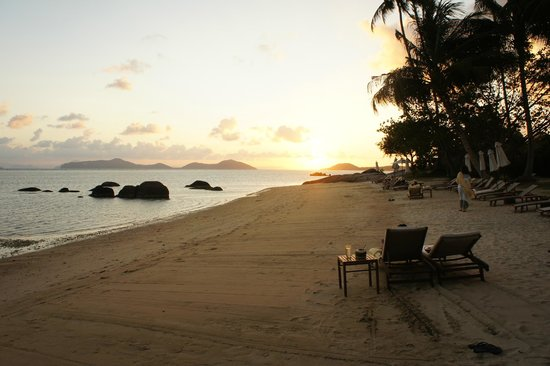 Kamalaya Koh Samui: Beautiful Beach