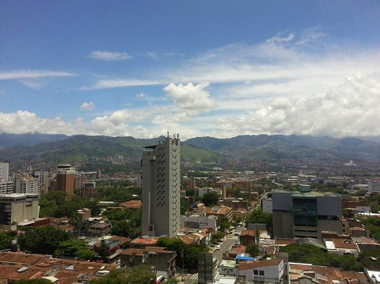 Diez Hotel Categoria Colombia : Incredible waking up to a view like this
