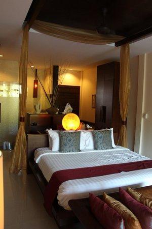 Koh Chang Cliff Beach Resort : room #804