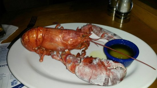 Legal Sea Foods : Lobster