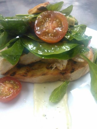 The Redoubt Bar and Eatery: Lemon Chicken