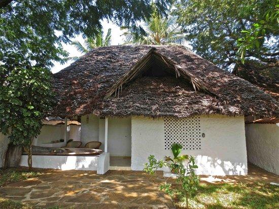 Shimoni Reef Lodge: Lodge cottage