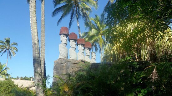 Polynesian Cultural Center: Easter Island