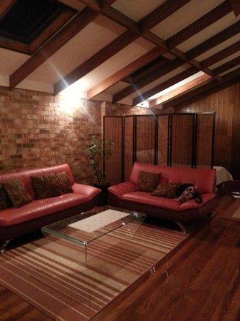 Bet's B&B : sitting room