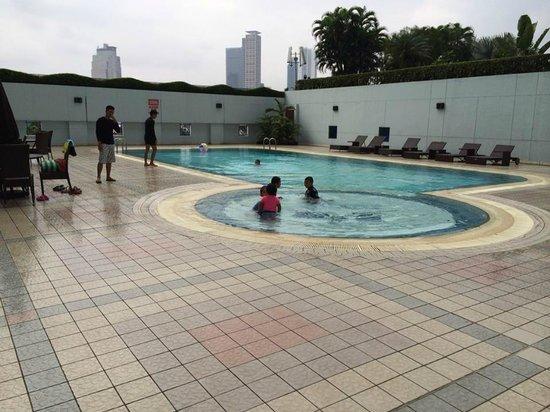 Millennium Hotel Sirih Jakarta: Pool