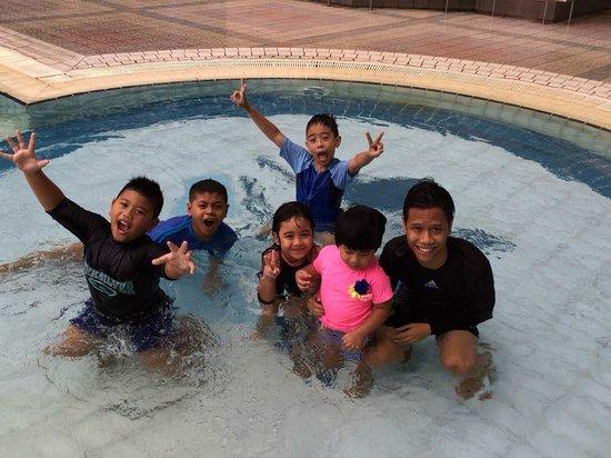 Millennium Hotel Sirih Jakarta: Kids pool