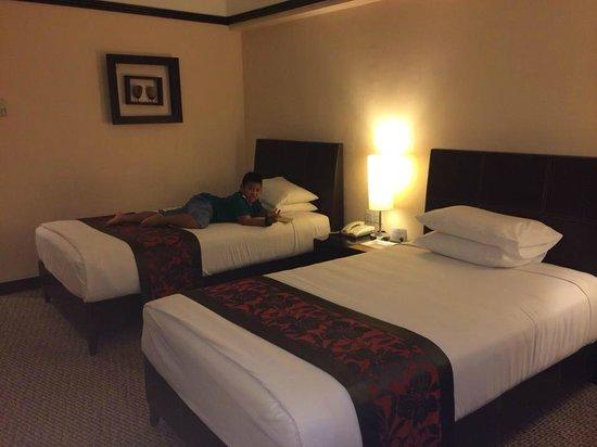 Millennium Hotel Sirih Jakarta: Room