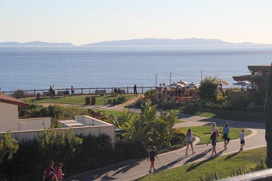 Terranea Resort: View of Catalina Island
