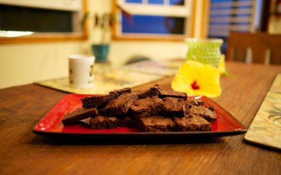 Ka'awa Loa Plantation : Brownie Time