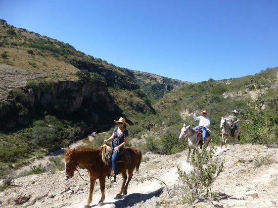 Rancho Xotolar: What a day!
