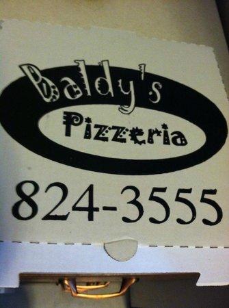 Baldy's Pizza