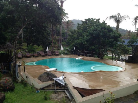 Shiralea Backpackers Resort : Pool