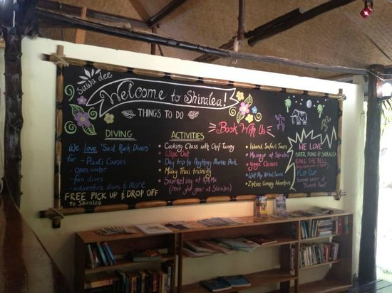 Shiralea Backpackers Resort : What they do