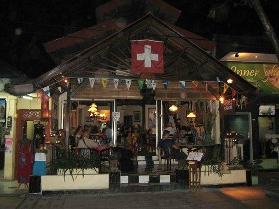 Swiss Restaurant: SINCE 2012 AGAIN  AT THE OLD PLACE : MAINSTREET LEGIAN-KUTAOPEN SINCE 1977