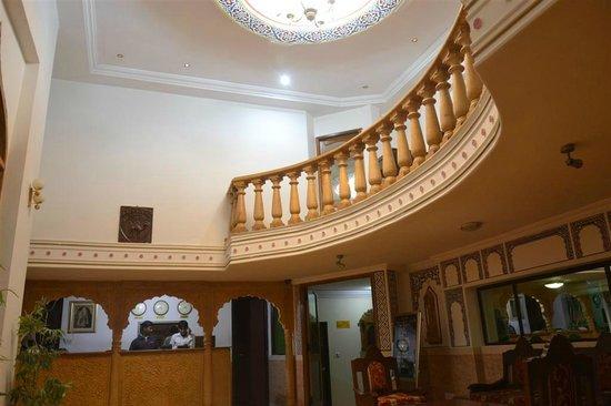 Stay Simple Hotel Jaisalgarh: Reception..