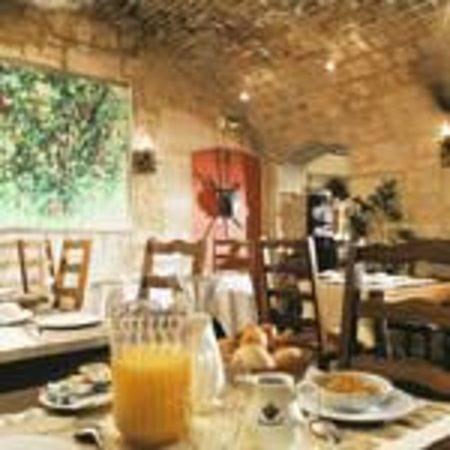 Hôtel Edouard 6 : Breakfast room