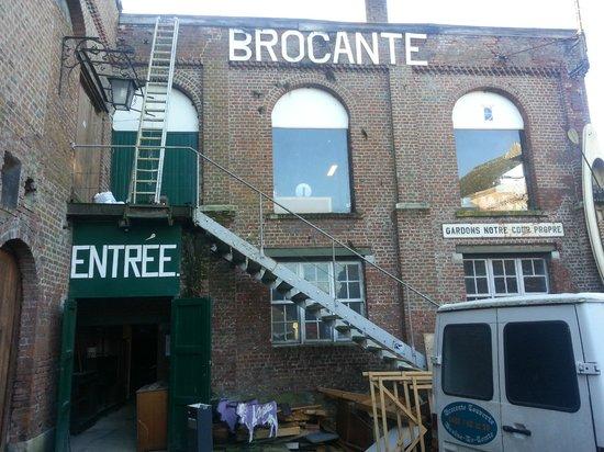 Brocante Couverte, Braine-Le-Comte