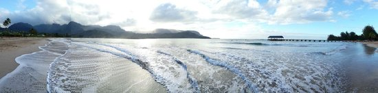Hanalei Beach: Hanalei Bay
