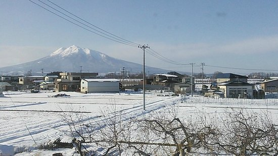 Mt. Iwaki: 岩木山