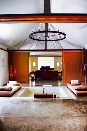 Kirimaya Golf Resort Spa: Beatiful Tented Villa