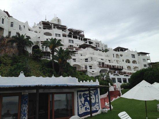 Club Hotel Casapueblo: Vista geral do hotel