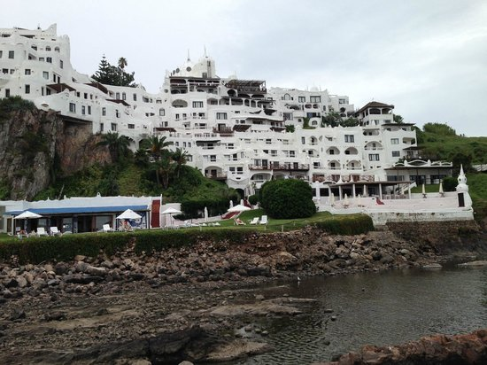 Club Hotel Casapueblo : Vista geral do hotel