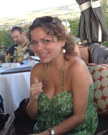 Gigi, the amazing owner and tour guide of Hawaii Tasting Tours