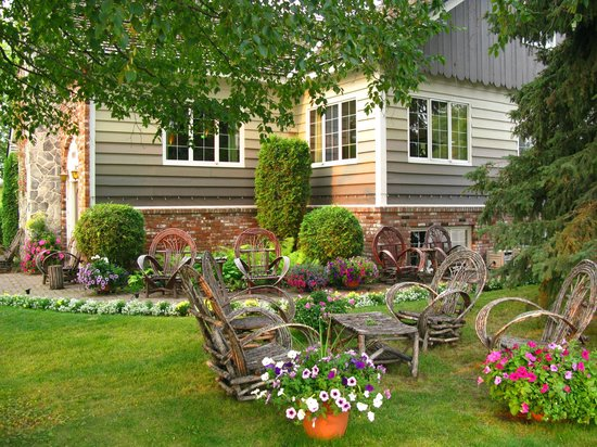 Country Comfort Bed & Breakfast: grounds