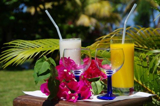 Restaurant Le Lagon: Cocktails de Fruits