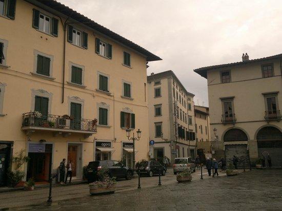 Hotel giardino just nestled off corner of duomo square picture