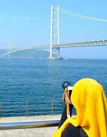 Maiko Park: Akashi Bridge