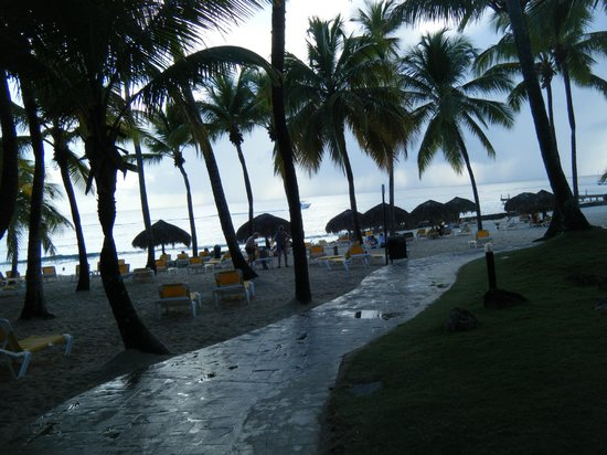 Viva Wyndham Dominicus Palace: after the short rain