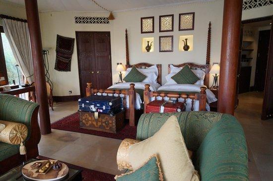 Al Maha, A Luxury Collection Desert Resort & Spa: 基本客房